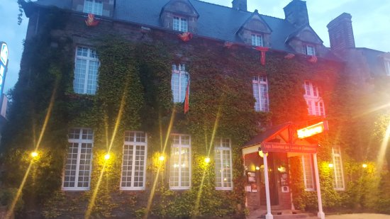 Pontorson, Frankreich: Très joli cadre