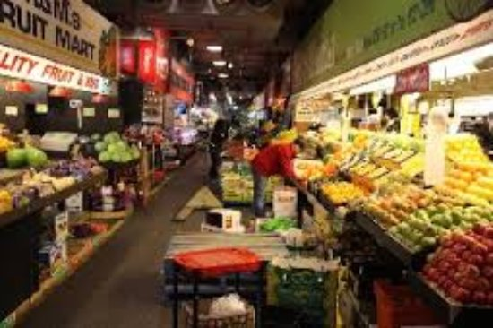 Adelaide Central Markets Food