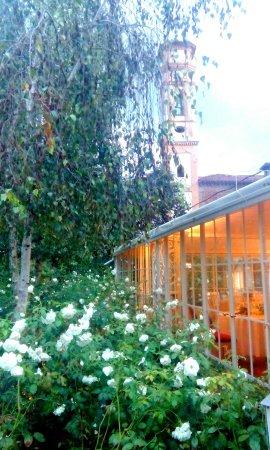 Cherasco, Italia: Bella serata...