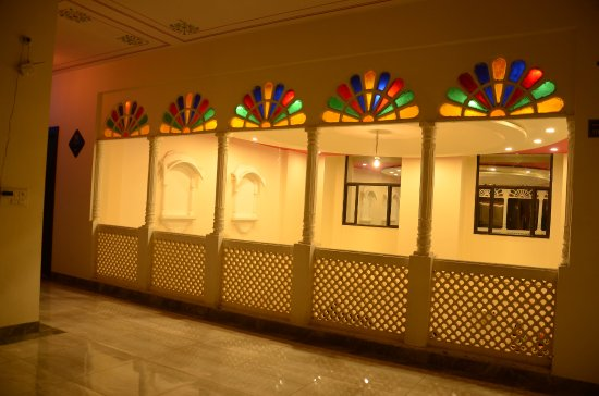 Hotel Laxmi Niwas: HOtel Coridoors