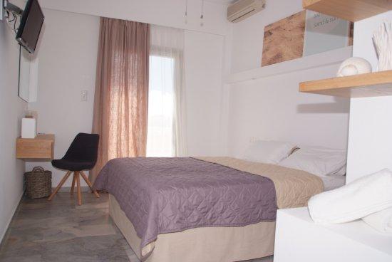 Golden Beach, Grecia: Superior double room