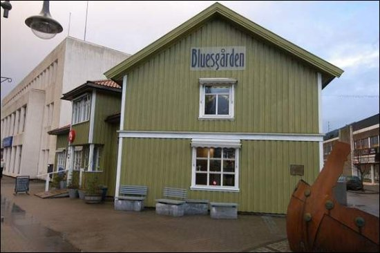 Steinkjer, Noorwegen: Verdal sentrum