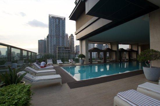 오리엔탈 레지던스 방콕 사진