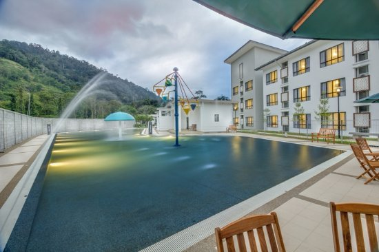 Suria Hot Spring Bentong Hotel
