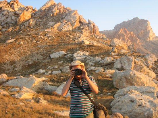 горы дагестане фото шалбуздаг в