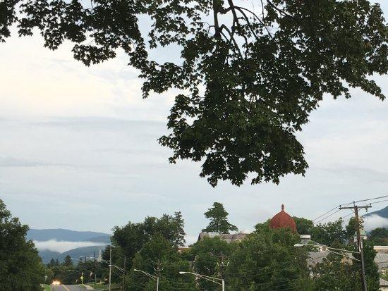 Williams College: Вид на город