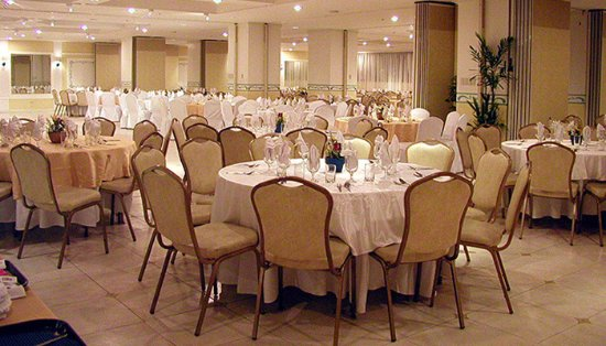 Hotel Veniz: very spacious function areas