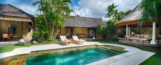 Villa 2 Pool At Villa Kubu Seminyak Bali Picture Of Villa Kubu Seminyak Tripadvisor