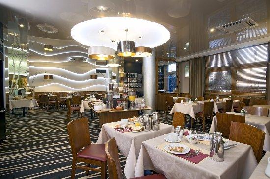 Nanterre, França: Salle du restaurant