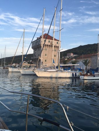 Marina, Chorwacja: Apartments Pera