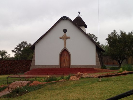 Hekpoort, Sudáfrica: Wedding Chapel on the Grounds