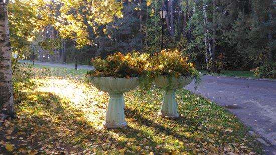 Ust-Kachka, Rusia: Чудесная осень
