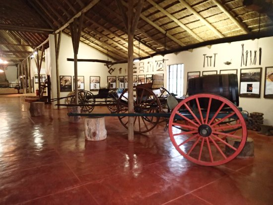 Hekpoort, Sudáfrica: Museum on the Lodge