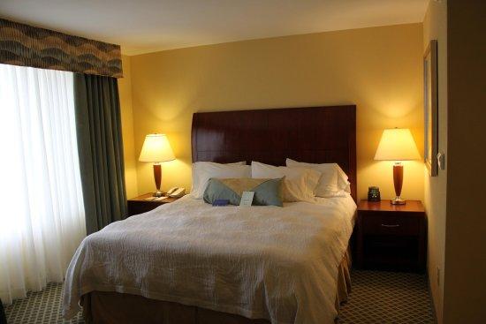 Conway, أركنساس: King One Bedroom Suite
