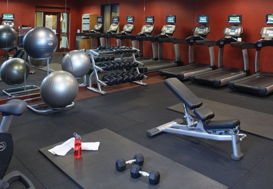 Round Rock, TX: Fitness Center