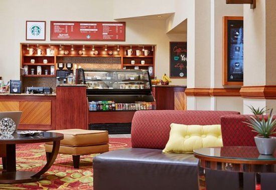 Round Rock, TX: Marriott Greatroom Coffee Bar