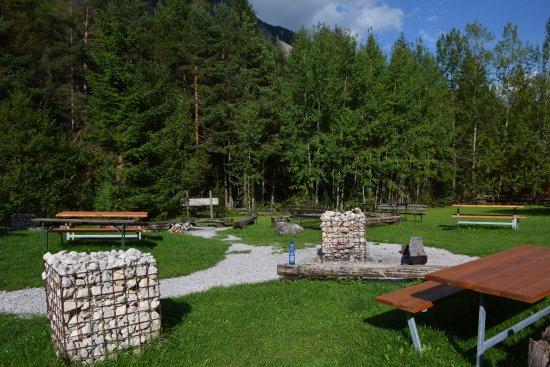 Grobming, Austria: Grillstellen