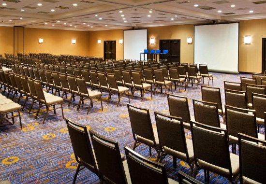 Billerica, Μασαχουσέτη: Ballroom - Meeting Setup