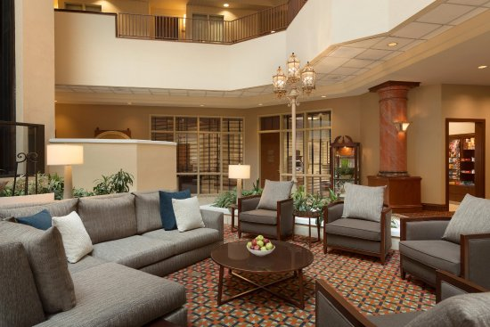 Charleston, Virginia Occidental: Lobby