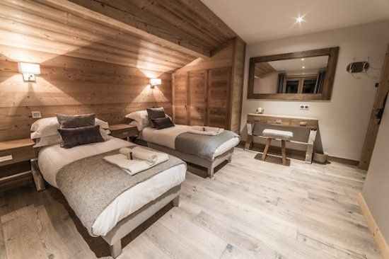 TGski Chalets Morzine : Bedroom in Les Pierrys