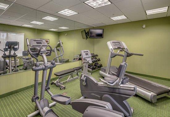 Jacksonville Beach, FL: Fitness Center