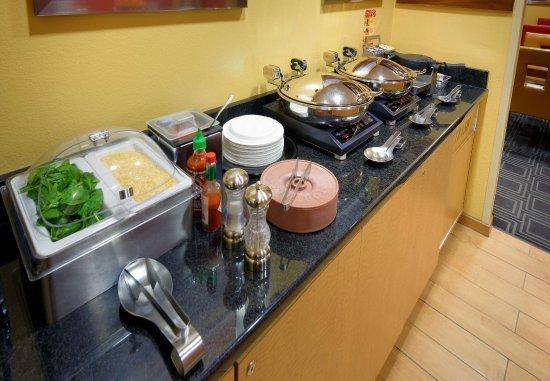 Joplin, Missouri: Complimentary Breakfast