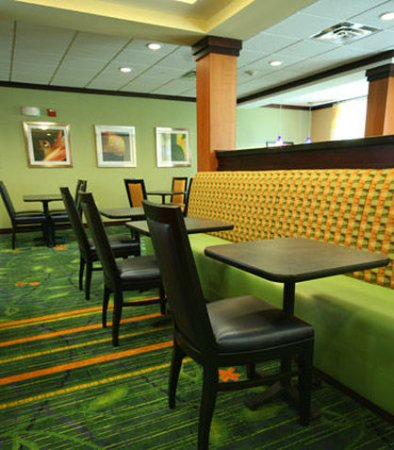 Fairfield Inn & Suites White River Junction: Breakfast Area