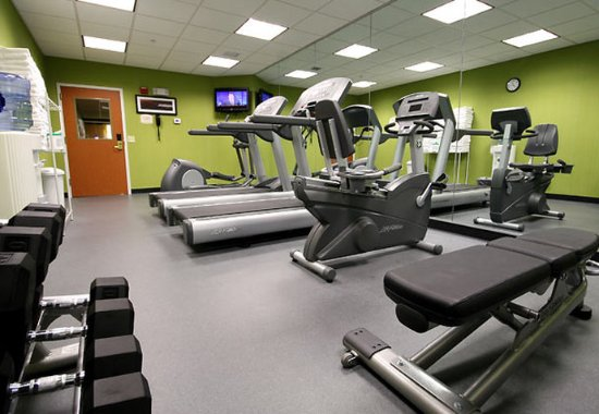 Fairfield Inn & Suites White River Junction: Fitness Center