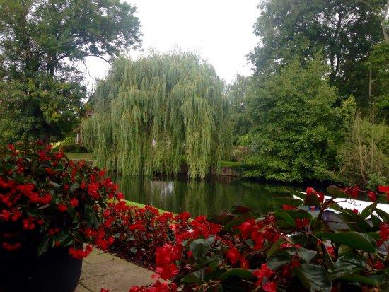 Dedham, UK: Dining Area View