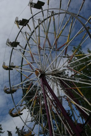 Grants Pass, Oregón: Davis Show Carnival