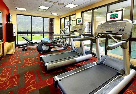Homestead, PA: Fitness Center