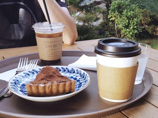 Goyang, Korea Południowa: 디저트와 커피