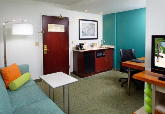 Washington, Pensilvania: Suite Sitting Area