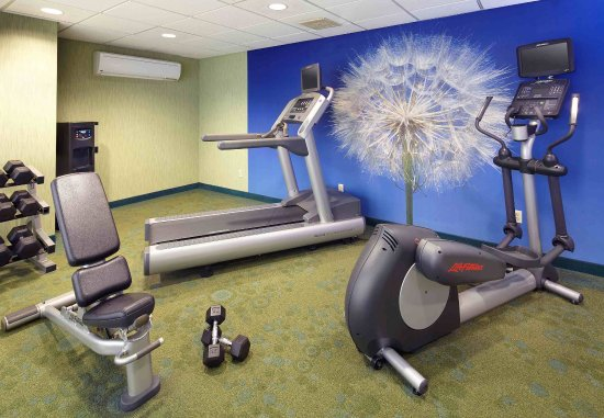 Moon Township, เพนซิลเวเนีย: Fitness Center