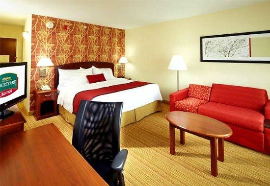นวร์ก, โอไฮโอ: King Guest Room