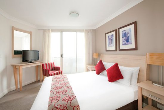 Mantra Chatswood Bedroom Apartment