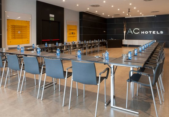 Coslada, Espanha: Gran Fórum Meeting Room – U-Shape Setup