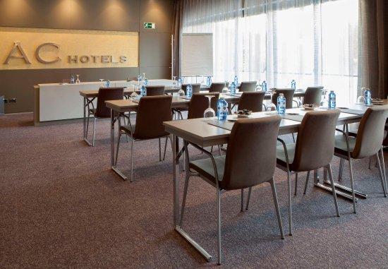 Сан-Себастьян-де-лос-Рейес, Испания: Forum B Meeting Room – Classroom Setup