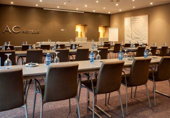 San Sebastian de los Reyes, Spanje: Gran Forum Meeting Room – Classroom Setup