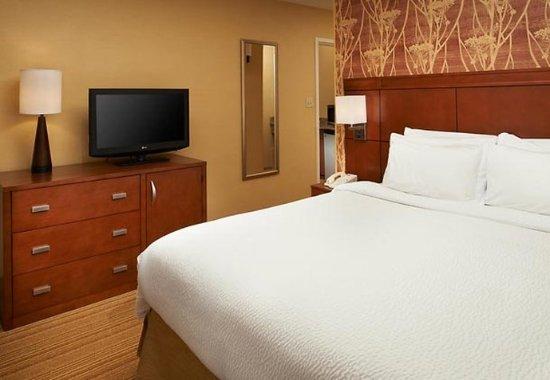 Utica, ميتشجان: King Suite