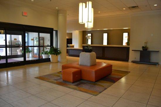 Milpitas, كاليفورنيا: Hotel Lobby