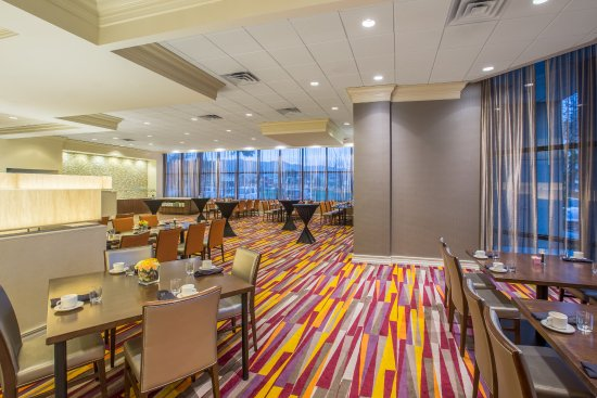 Milpitas, CA: Overflow Meeting and Dining Space