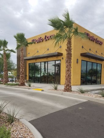 El Pollo Loco Tucson 5601 E Broadway Blvd Restaurant