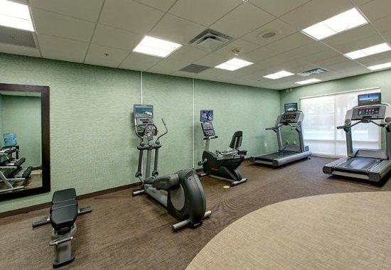 SpringHill Suites Orlando Convention Center/International Drive Area: Fitness Center