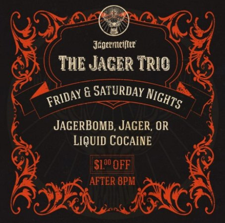 White Rock, Kanada: The Jager Trio