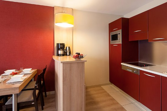 Appart\'City Confort Marne-la-Vallée Val d\'Europe - Picture of ...