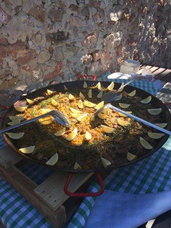 Palacio de Hoyuelos: Воскресный обед