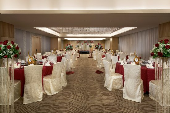Pan Pacific Orchard: Weddings- Enchanting Orient