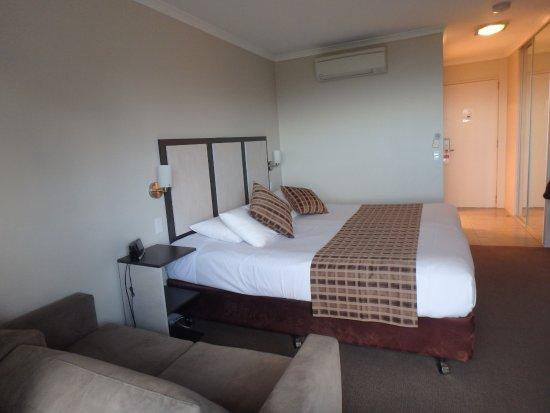 Bicheno, ออสเตรเลีย: Huge comfy bed