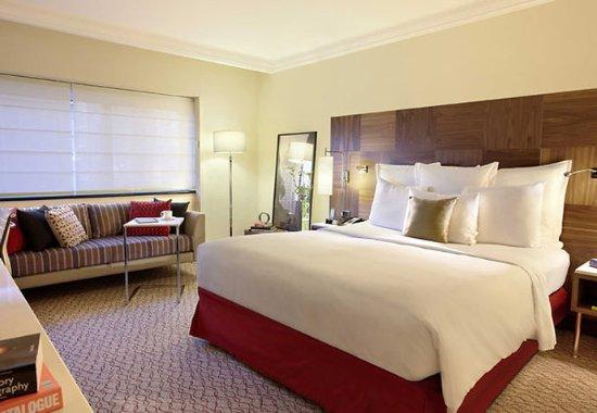 Renaissance Sao Paulo Hotel: Deluxe Guest Room